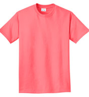Custom Port & Company® Adult Beach Wash™ Garment-Dyed Tee