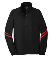 Custom Shield Mens 1/2-Zip Pullover