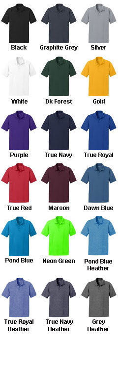 Sport-Tek® RacerMesh™ Polo - All Colors