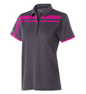 Ladies Charge Polo by Holloway USA