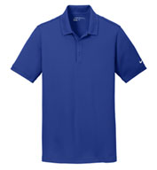 Custom Nike Mens  Dri-Fit Solid Icon Pique Polo