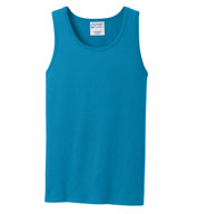 Custom 100% Cotton Tank Top