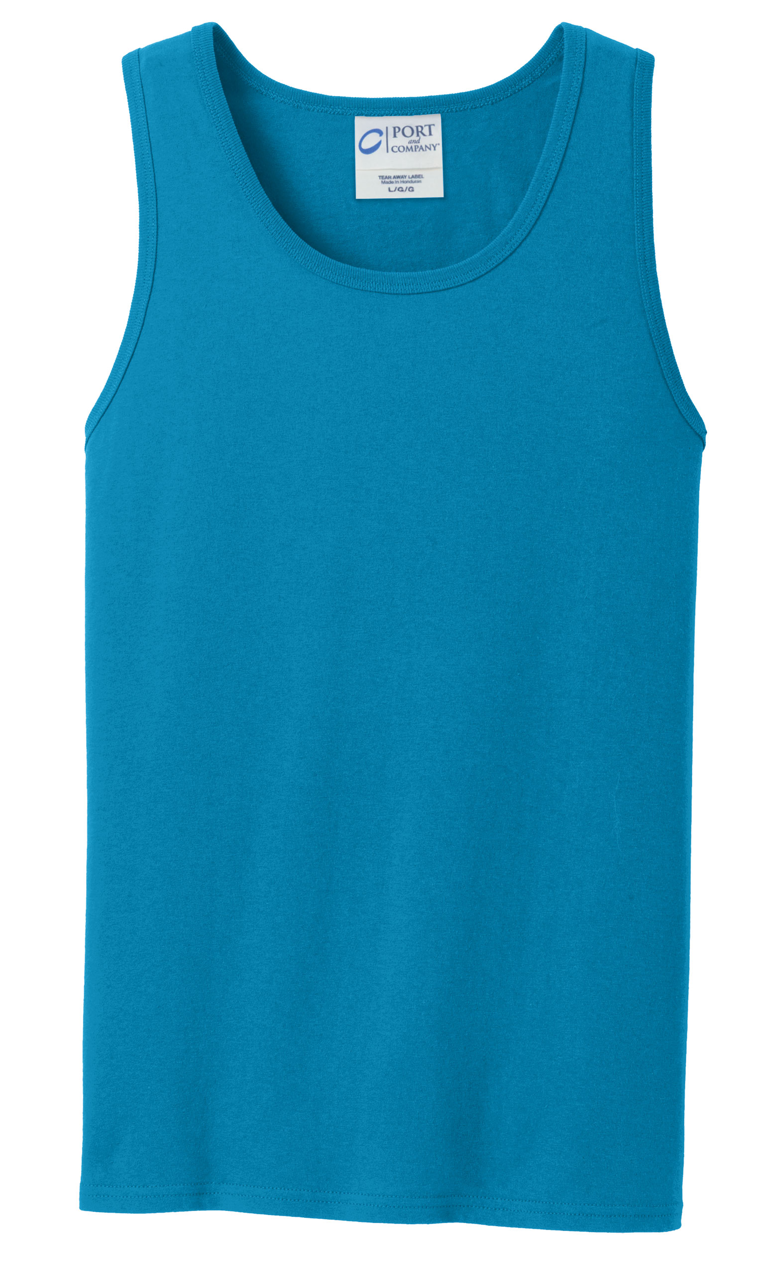 Adult Core Cotton Tank Top