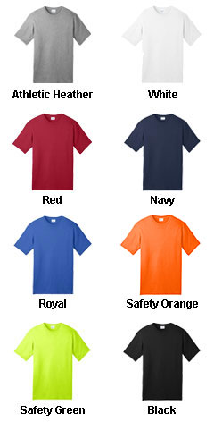 Adult All American Tee - All Colors