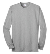 Custom Adult Long Sleeve All-American Tee