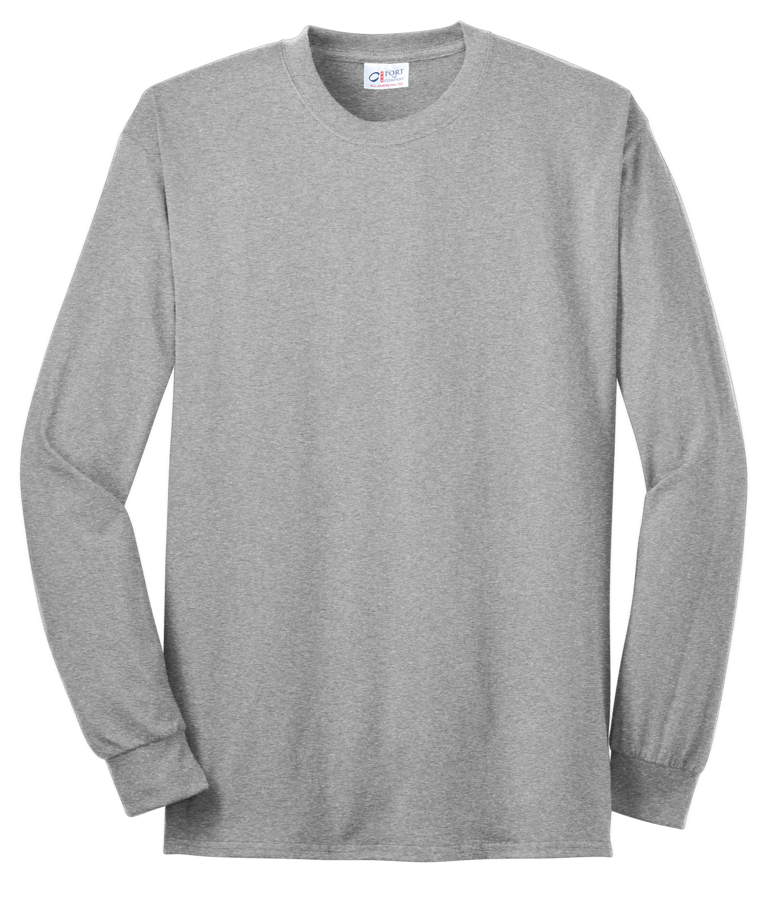 Adult Long Sleeve All-American Tee