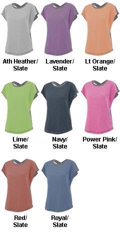 Ladies Sensation Tee - All Colors