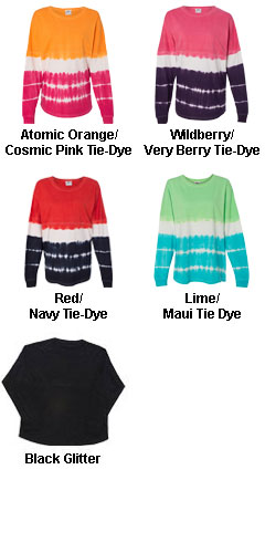 Youth Game Day Tie Dye Jersey - All Colors