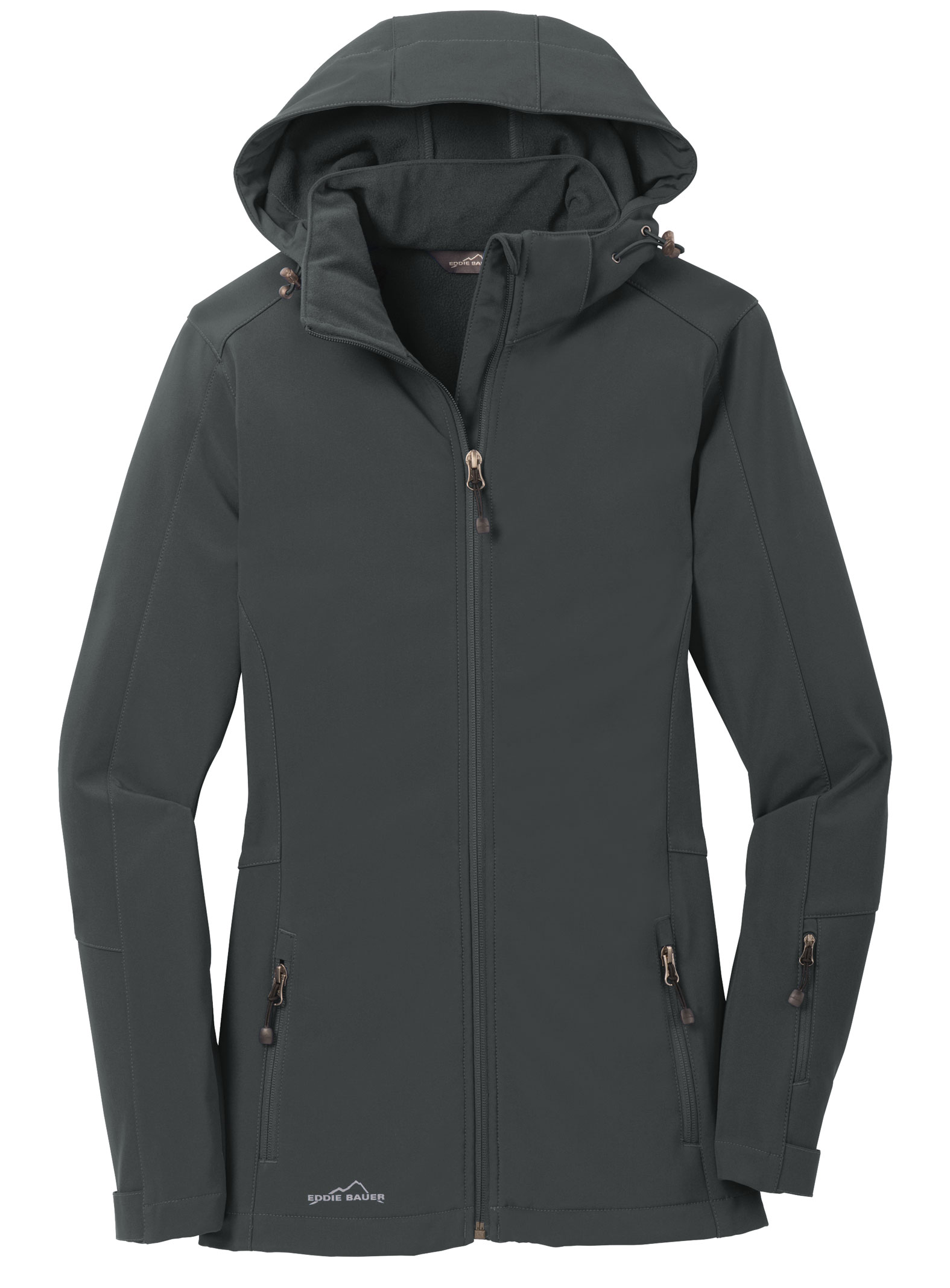 Eddie Bauer® Ladies Hooded Soft Shell Parka