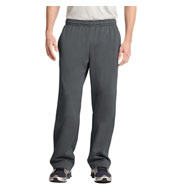 Custom Sport-Tek® Mens Sport-Wick® Fleece Pant