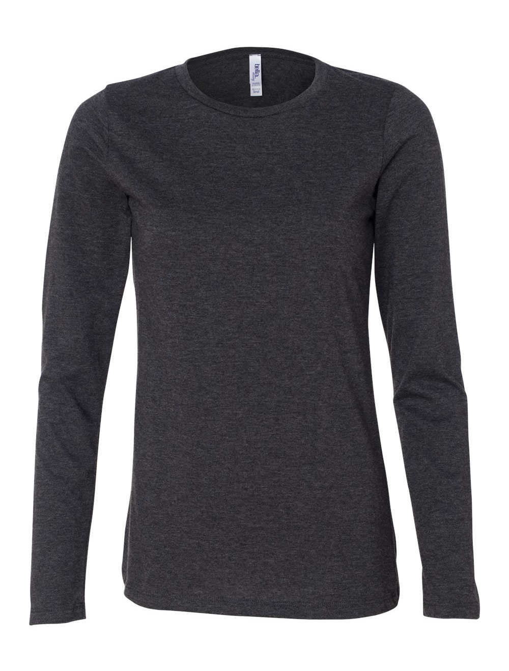 Bella Ladies Relaxed Jersey Long Sleeve Tee