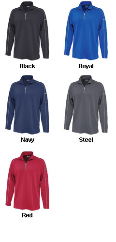 Precision Mid-weight 1/4 Zip - All Colors