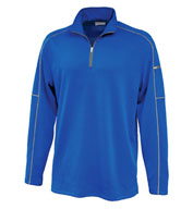 Custom Mens Precision Mid-weight 1/4 Zip