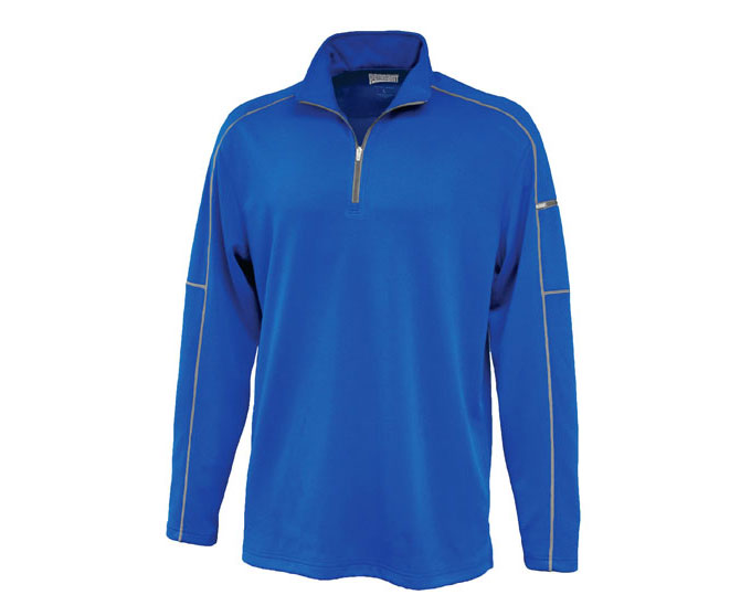 Mens Precision Mid-weight 1/4 Zip