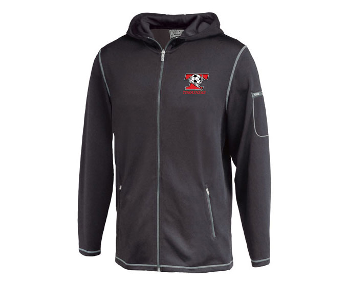 Mens Precision Mid-Weight Hoodie