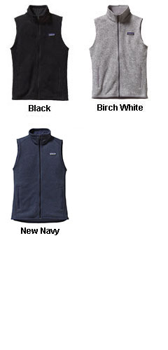 Womens Better Sweater® Vest by Patagonia - All Colors