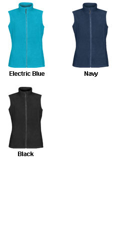 Ladies Eclipse Fleece Vest - All Colors