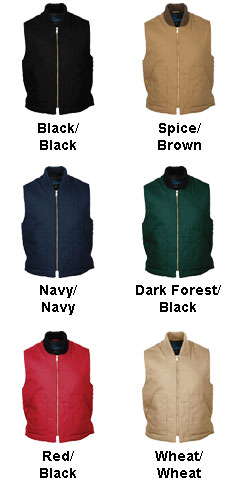 Mens Heavyweight Lodestar Vest - All Colors