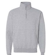 Custom Champion Mens Eco Fleece 1/4 Zip Pullover