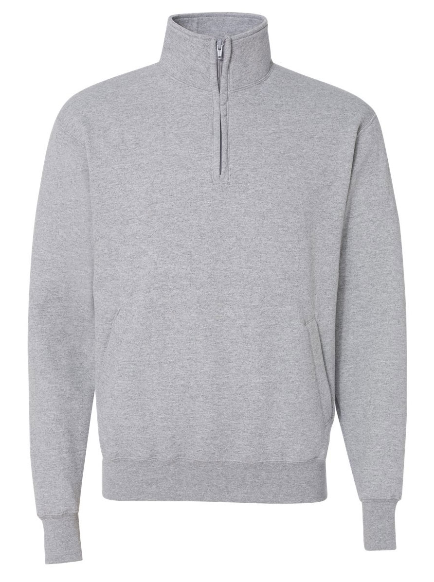 Champion Mens Eco Fleece 1/4 Zip Pullover