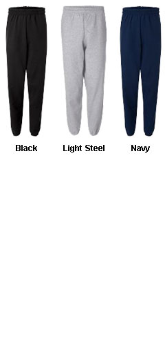 Hanes EcoSmart® Fleece Sweatpant - All Colors