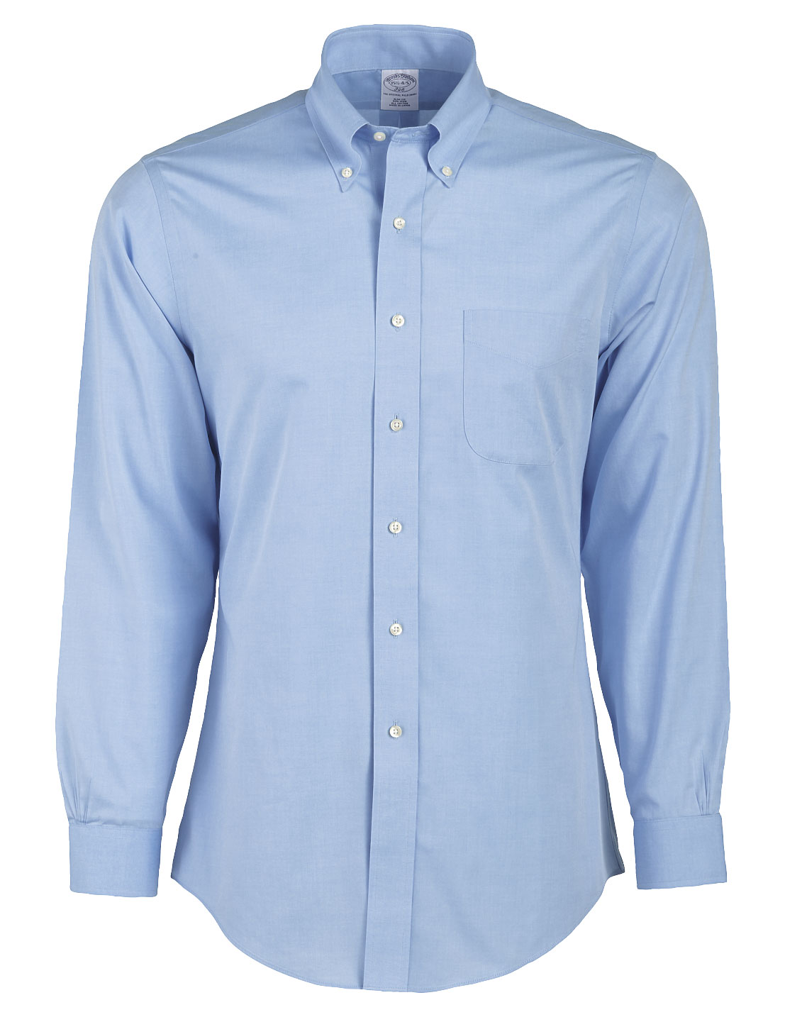 Brooks Brothers Mens Madison Non-Iron 34/35 Inch Sleeve Shirt
