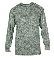 Custom Badger Mens Blend Long Sleeve Tee