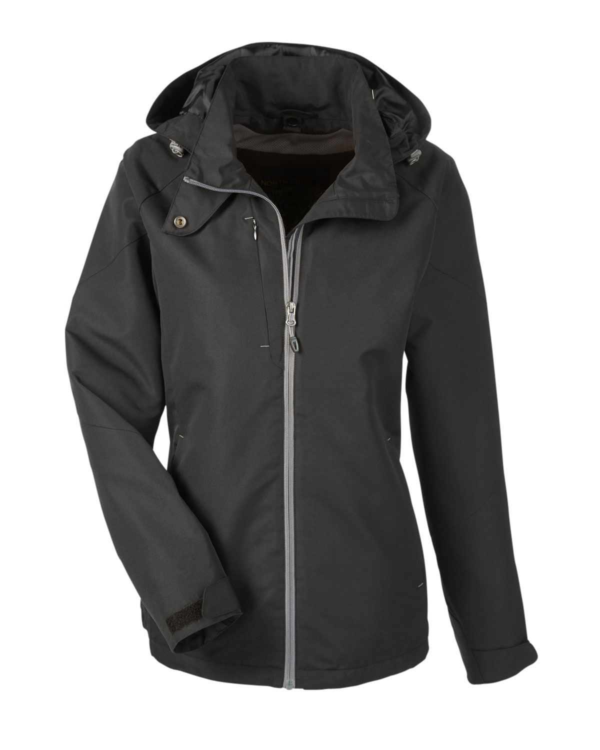 North End Ladies Insight Interactive Shell Jacket