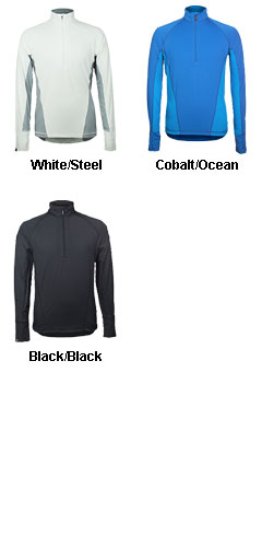 Mens High Stretch Half-Zip Pullover - All Colors