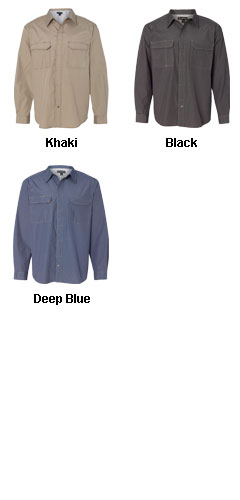 DRI-Duck Mens Field Long Sleeve Shirt - All Colors