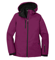 Custom Port Authority® Ladies Vortex Waterproof 3-in-1 Jacket