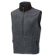 Custom Charles River Mens Ridgeline Fleece Vest