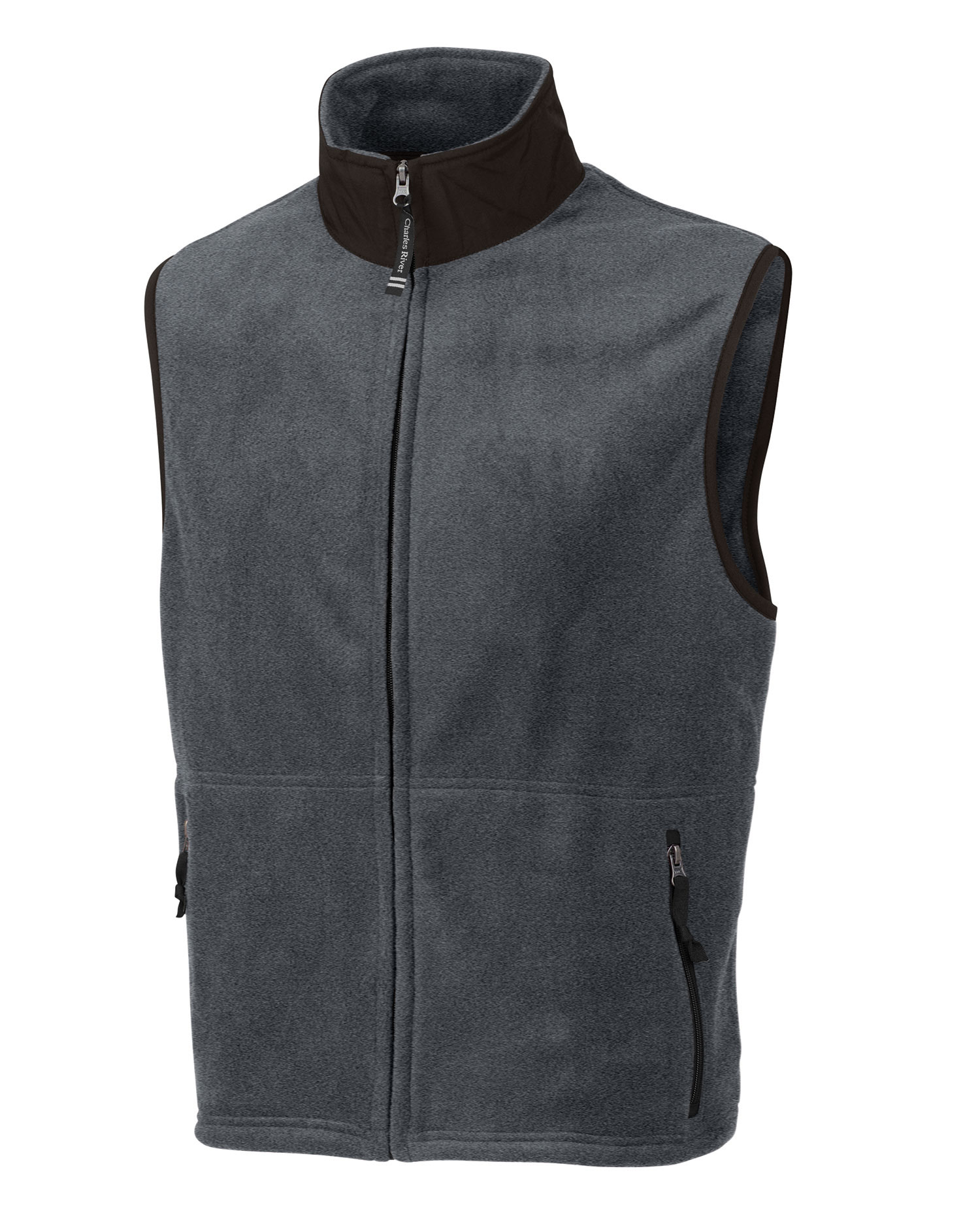 Charles River Mens Ridgeline Fleece Vest