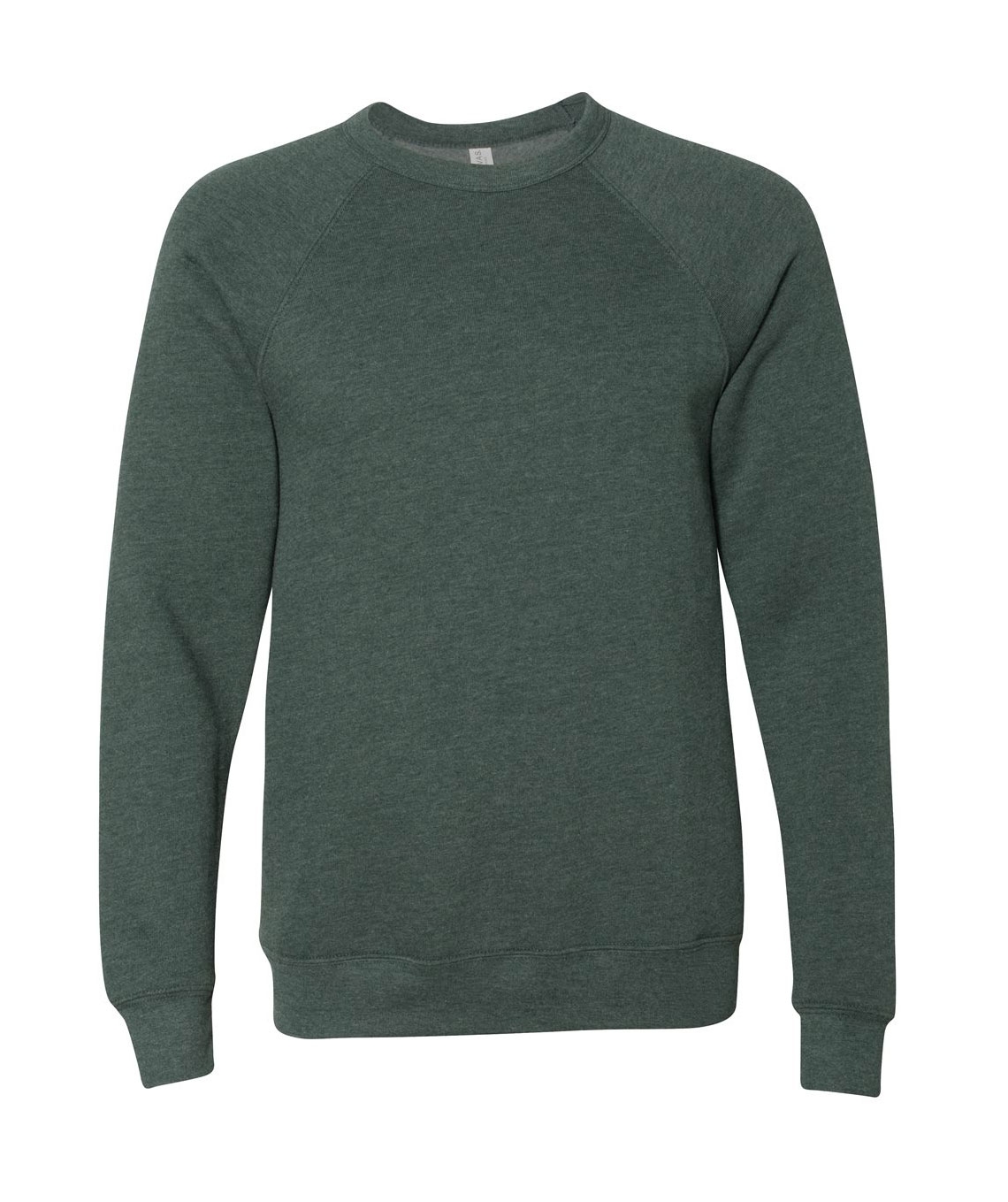 Unisex Sponge Fleece Crew Neck Sweatshirt by Bella + Canvas