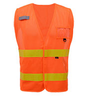 Custom GSS Safety Adult Multi-Usage Utility Vest