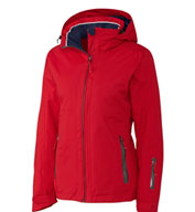 Custom Cutter & Buck Ladies Alpental Jacket