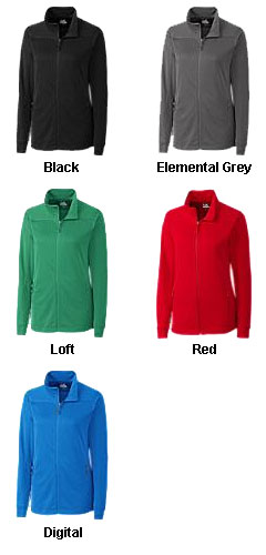 Ladies Peak Full Zip Jacket from CB Weather Tec - All Colors