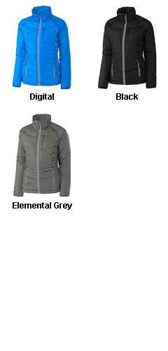 CB Weather Tec Ladies Barlow Pass Jacket - All Colors