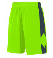 Custom Augusta Youth Block Out Shorts