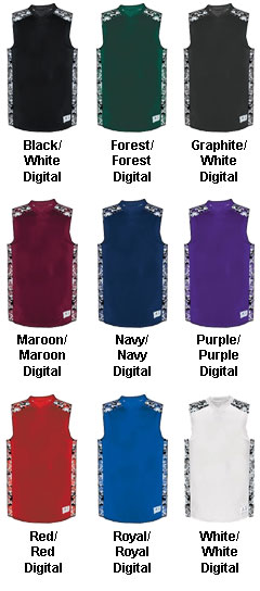 Adult B-Attack Tank - All Colors