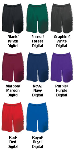 B-Attack Youth Short - All Colors