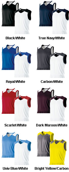 Adult Reversible Nuclear Jersey - All Colors