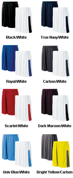 Adult Reversible Nuclear Short - All Colors