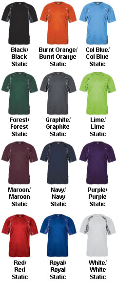 Adult Static Hook Tee - All Colors