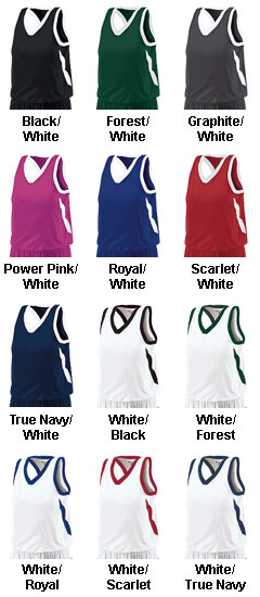 Ladies Lateral Jersey - All Colors