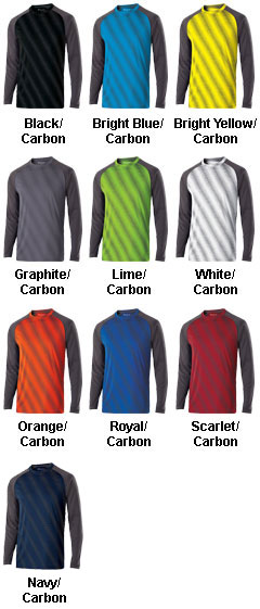 Youth Long Sleeve Torpedo Shirt - All Colors