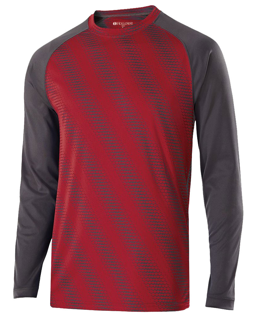 Youth Long Sleeve Torpedo Shirt