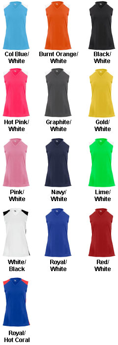 Speedster Ladies Jersey - All Colors