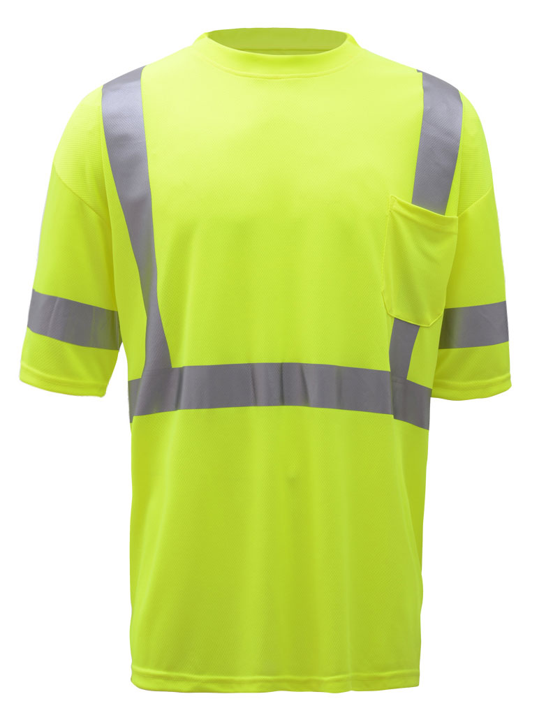 GSS Safety Class 3 Moisture Wicking T-Shirt