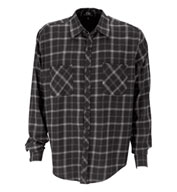 Custom Mens Brewer Flannel